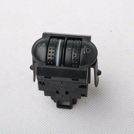 VW Passat B6 Headlight Level Instrument Lighting Adjustment Switch 3C0941333