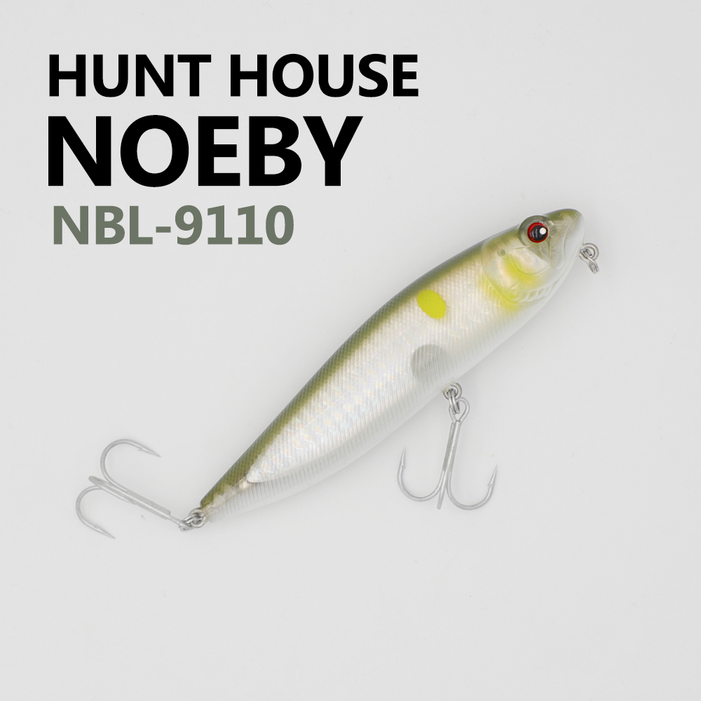 Noeby Snake Head Pencil Bait 115mm/25g Fishing lure Floating Crankbait Sea Bass with all of the colors selt well sea of spa крем морковный универсальный 500 мл