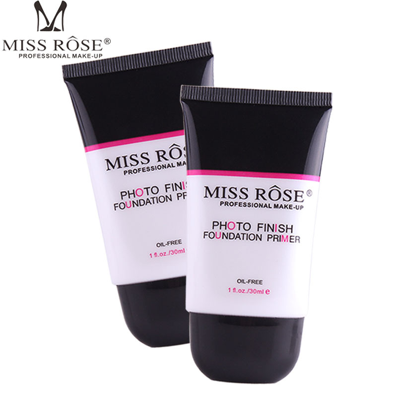 Miss Rose Whitening and Moisturizing Foundation Makeup Base Primer Cover Pore Wrinkle Foundation Base Lasting Oil Control jonas jonasson the girl who saved the king of sweden