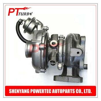 Für Mitsubishi L 200 2.5TD 98 Kw 133 Hp 4D5CDI-RHF4 Ausgewogene komplette turbolader 1515A029 turbine VA420088 volle Turbolader
