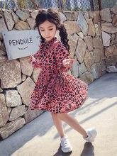 07a27fb82 2019 nuevo bebé vestido de las niñas de manga larga de los niños vestidos  de chicas 10 de 12 años primavera vestido princesa de .