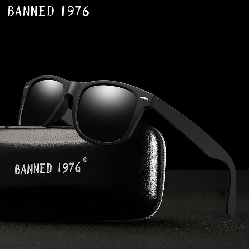 2017 modna klasika HD polarizirana UV400 sončna očala moški kul vožnje modni odtenki vintage blagovne znamke ženske Sončna očala oculos de sol