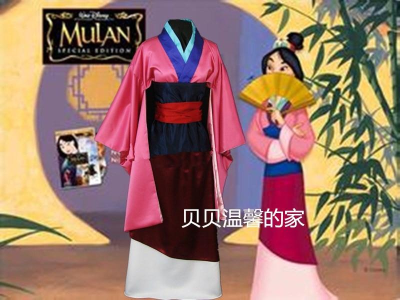 Mulan Traje Adulto - Compra lotes baratos de Mulan
