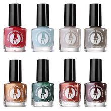 Lovcarrie Ordinary Nail Polish Vernis Nagellack Lacquer 6.3ml Infinite Shine Varnish Summer Nude Color Manicure for Ar