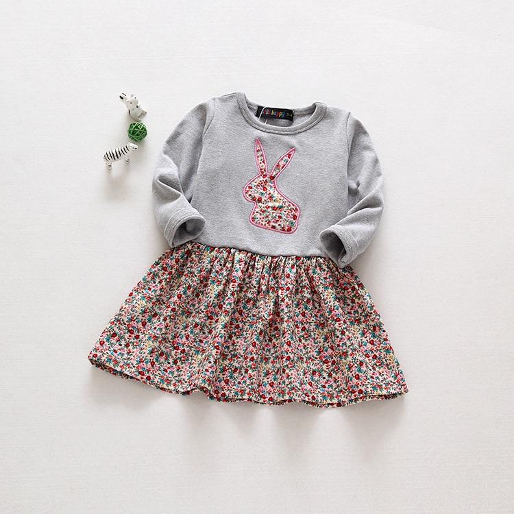 Aliexpress.com : Buy 2017 Spring Sweet Toddler Rabbit Baby Girls ...
