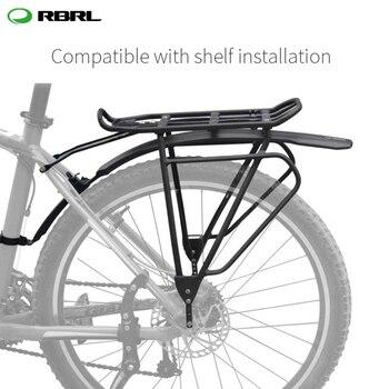 RBRL 26 27,5 29 Велосипедное защитное крыло MTB велосипед крыло наборы Электрический велосипед передние и задние брызговики для велосипеда RL-830