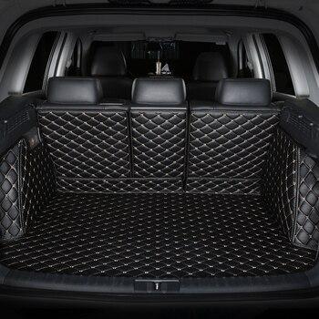 Special car trunk mats for KIA All Models K2/3/4/5 Kia Cerato Sportage Optima Maxima carnival rio ceed auto styling Cargo Liner