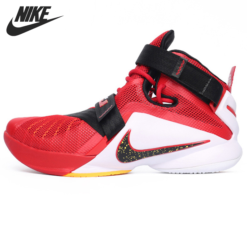Original NIKE LEBRON SOLDIER IX EP men s Basketball shoes 749420 sneakers
