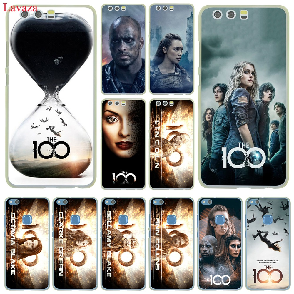 Lavaza TV Show The 100 The Hundred Case for Huawei P30 P20 P10 P9 Plus P8 Lite Mini 2017 2016 2015 P smart Z 2019 image