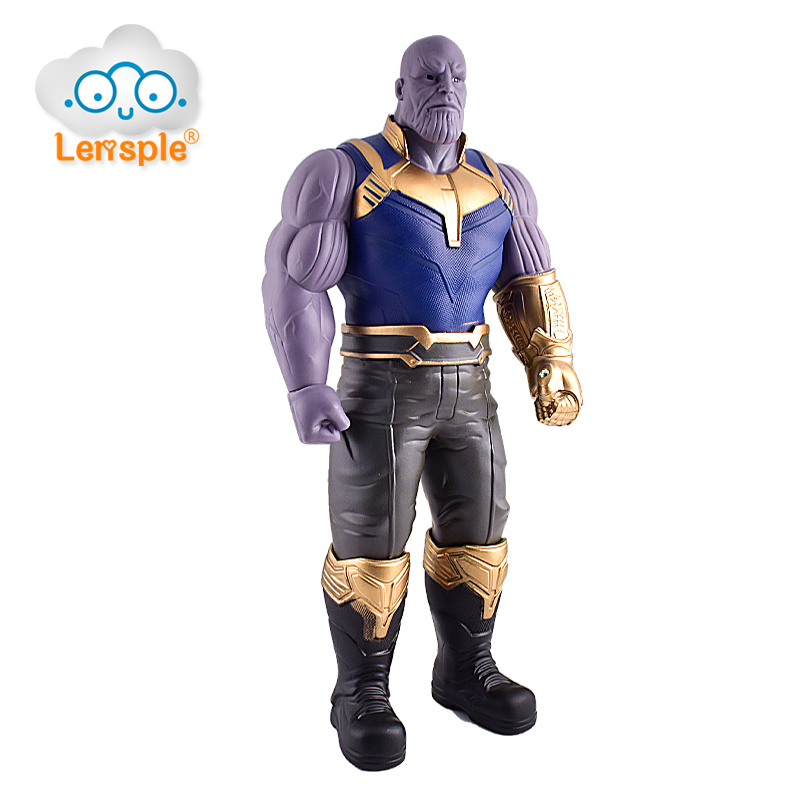 Lensple Transformation 33cm Movie Guardians of the Galaxy 3 Infinity War Thanos Action Figure Toy Figurals Gift