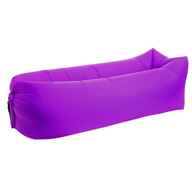Hamac Gonflable Violet