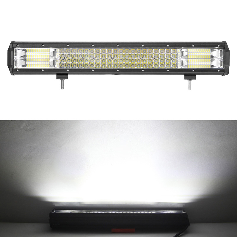 New Arrivals 20 inch 128LED Car Work Light 4 Rows 384W LED Bar Combo Off Road Driving Lamp new arrivals 20 inch 128led car work light 4 rows 384w led bar combo off road driving lamp