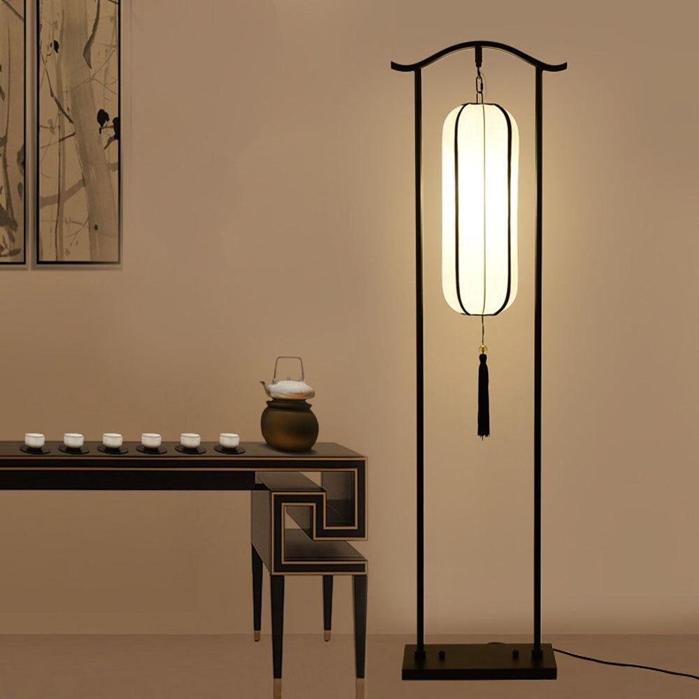 Stehlampe Für Schlafzimmer chinesischen stil retro stehlampe wohnzimmer schlafzimmer nacht