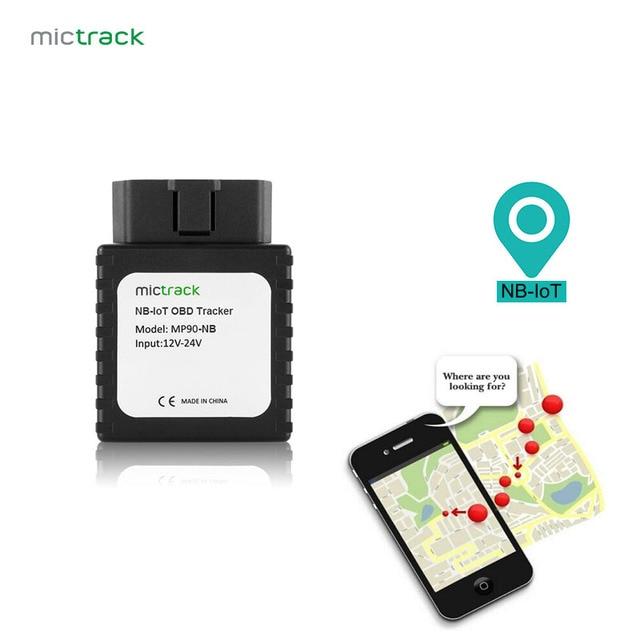 mictrack nb iot obd gps tracker mp90 nb obd ii plug  u0026 play