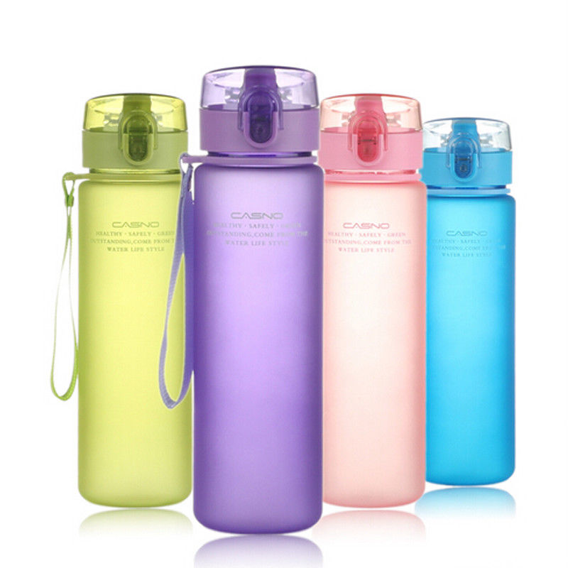 Newest Hot Sale Bottle 400ML 560ML Tour Outdoor Sport School Leak Proof Seal Water bottle Plastic Tritan Drinkware BPA Free|bpa free|seal water bottlewater bottle - AliExpress