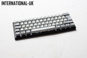 Image 5 - Kprepublic international norde EU UK ES FI FR NO IT PT DE HU vowel letter Cherry profile Dye Sub Keycap thick PBT para teclado