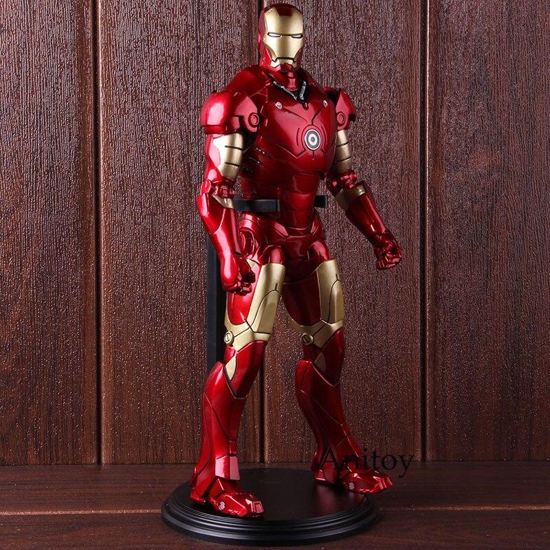 Marvel Avengers Infinity War fer homme marque 3 fer homme 1/6th échelle fer homme Figure PVC collection Action figurine modèle jouet