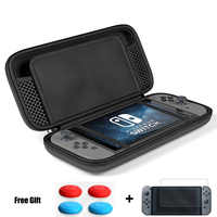 Portable Hard Shell Case for Nintend Switch Water-resistent EVA Carrying Storage Bag for NS switch Console Accessories