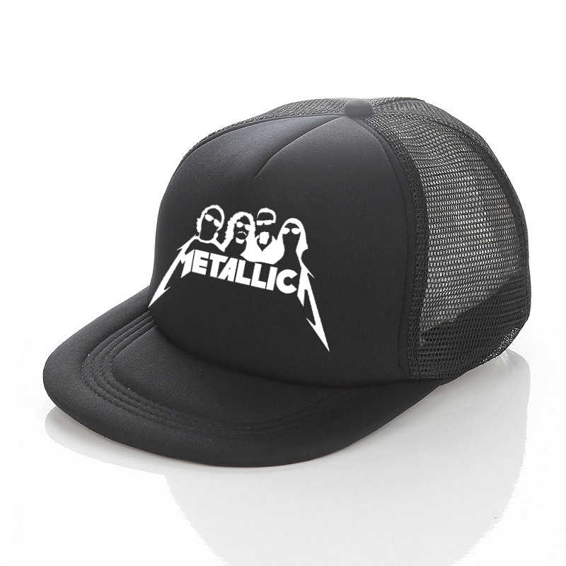 a7a82a8fb54a3 Gothic Thrash Metal Mulisha Music Baseball Cap Cool Metallica Brand Fans Hip  Hop Hats Heavy Metal