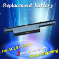 Batería del ordenador portátil para acer aspire 5741z jigu 5742 5742z 5749 5742g 5749z 5750 5750g