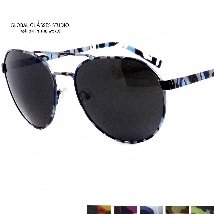 30003d3dde2 Livraison Gratuite Nouveau Design de Mode Spécial Camouflage Couleur Haute  Qualité Classique UV400 Lunettes Lunettes De Soleil Lunettes 605 M