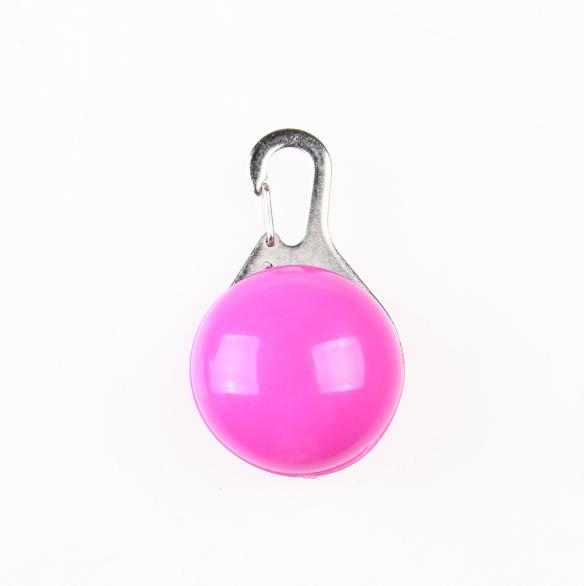 Linterna de luz LED para el cuello de tu mascota. 2