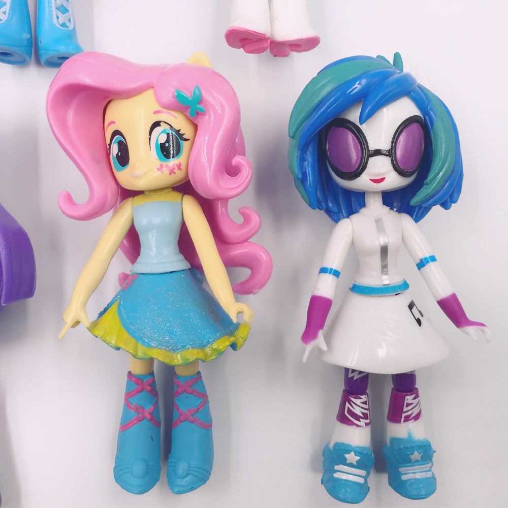 My Little Cute Pony Girl Figurines 13cm 21