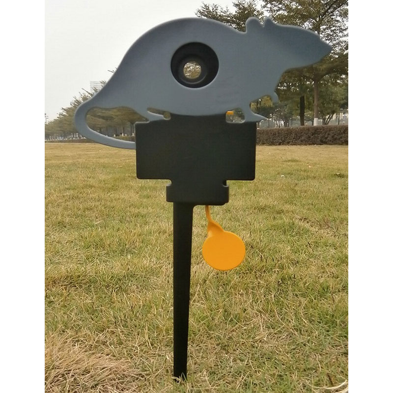 Compétence tactique W. 2 anneaux de bullseychelles cachés/également pour le tir au Paintball Airsoft/amélioration de la cible de terrain de corbeau Airgun