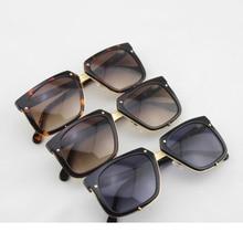 цена на Acetate Vintage Brand Designer Square Sunglasses Men Women 2019 Fashion Retro Clear Lens Optical Glasses Frame Man Woman UV400