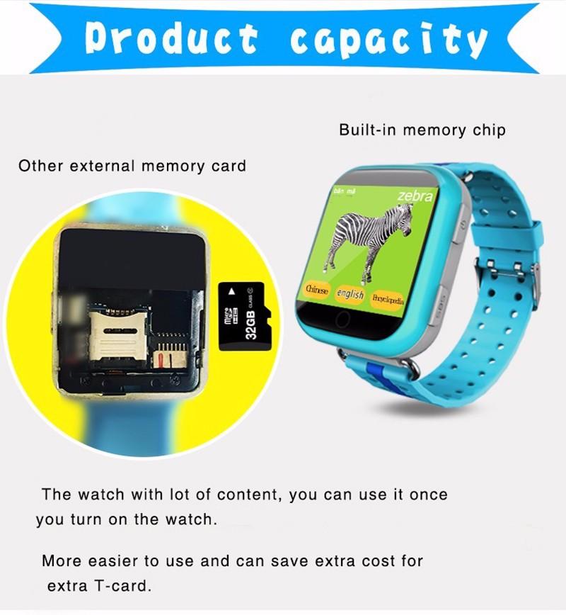 E1222 Q750 Smart Watch GPS-14