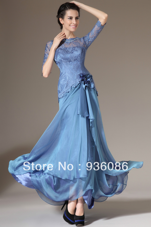 Madre de la novia trajes vestidos de madres vestido de novia la ...