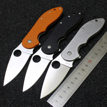 GP C172 Folding Tactical Knife Survival Camping Tools G10 Blade Handle Survival Camping Hunting Knives outdoor edc ganzo tools