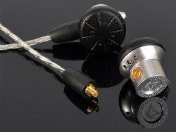 Musicmaker TONEKING UNICORN Dynamic Driver Audiophile MMCX Detachable Cable Earbuds Hifi Music Monitor DJ Studio Earphones