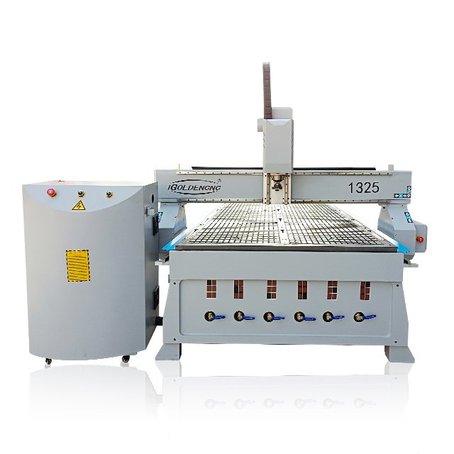 China CNC Wood Router 1325 3D CNC Wood Carving Machine Woodworking With Best Prices