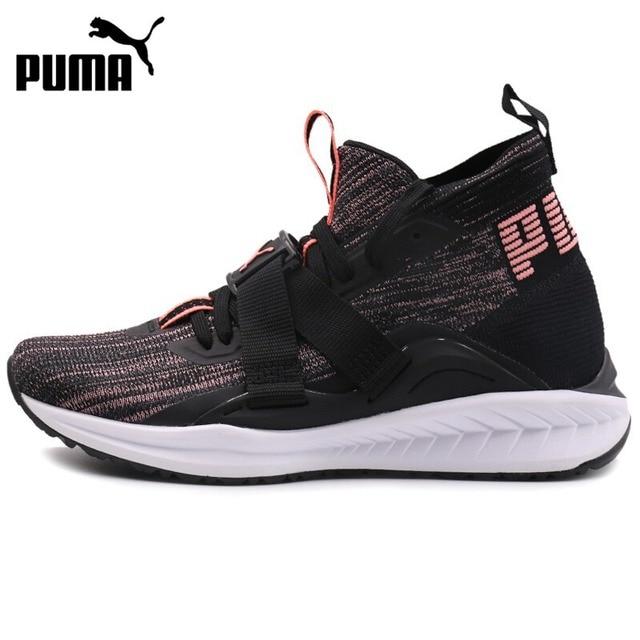Original Nouvelle Arrivée 2018 PUMA ENFLAMMER evoKNIT 2 Chaussures de  Course des Femmes Sneakers