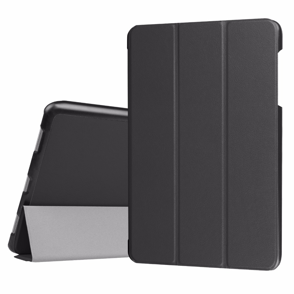 Slim Magnetic Folding Flip PU Leather Cover Case for Asus ZenPad 3S 10 Z500M 9.7 inch Stand Tablet Cases+Screen Protector+Stylus