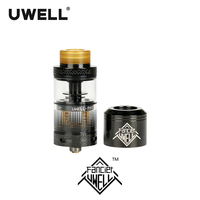 In stock!!! UWELL FANCIER Atomizer 4ml Tank RTA & RDA 6 Colors Electronic Cigarette Plug pull Coils Vape Tank