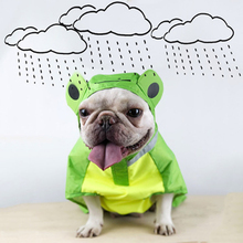 Free Shipping Plastic Animal Raincoat  Waterproof Waterproof Coat Clothes Poncho for Dogs Best Selling Pet Supplies YY008 стоимость
