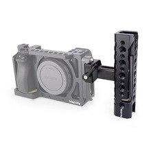 Magicrig Camera Handvat Nato Kaas Top Handvat Met Arri Lokaliseren Gat/Koud Schoen Voor Dslr Camera Kooi Camcorder Kooi rig
