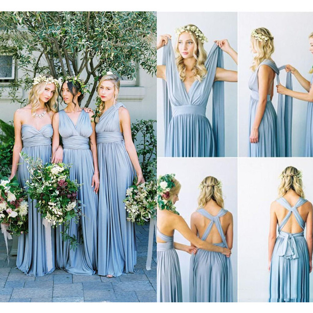 Vestidos formales para matrimonio campestre