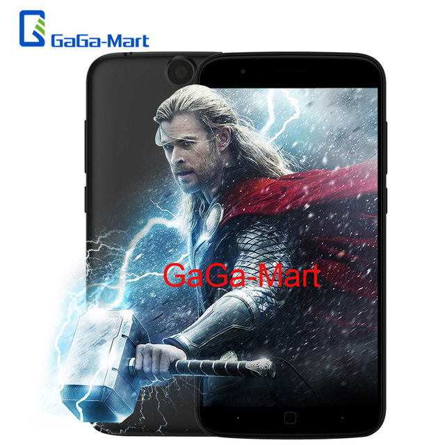 """In Stock Vernee Thor 5.0"""" HD 4G Smartphone Android 6.0 MTK6753 Octa Core 3GB+16GB 13MP Fingerprint ID Quick Charge Mobile Phone"""