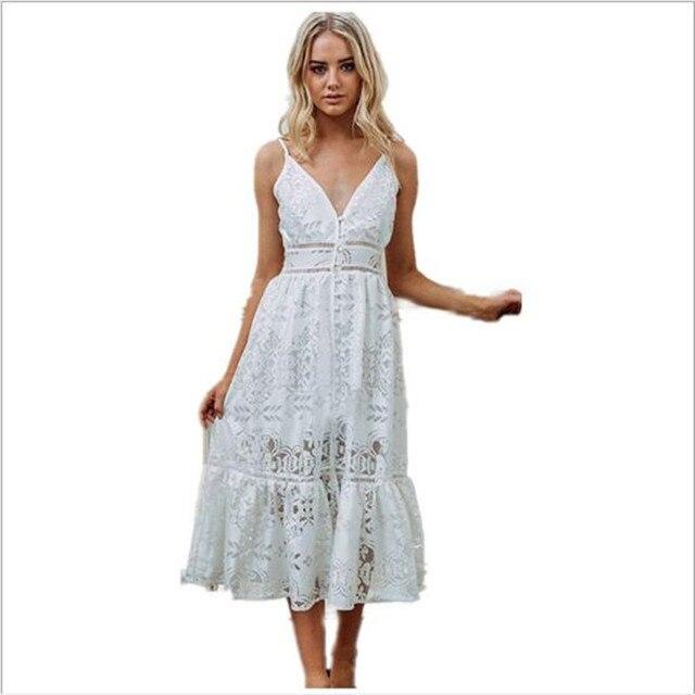 Gypsy Lace Dress