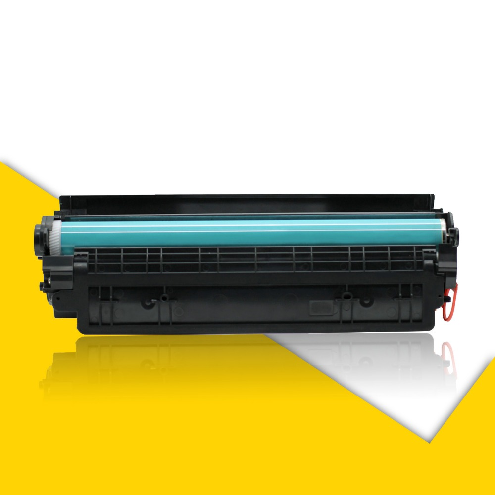 2PCs Toner Cartridge CE285A 85A for HP Laserjet P1102 P1104 P1106 P1102 M1130 M1132 M1212 M1212NF