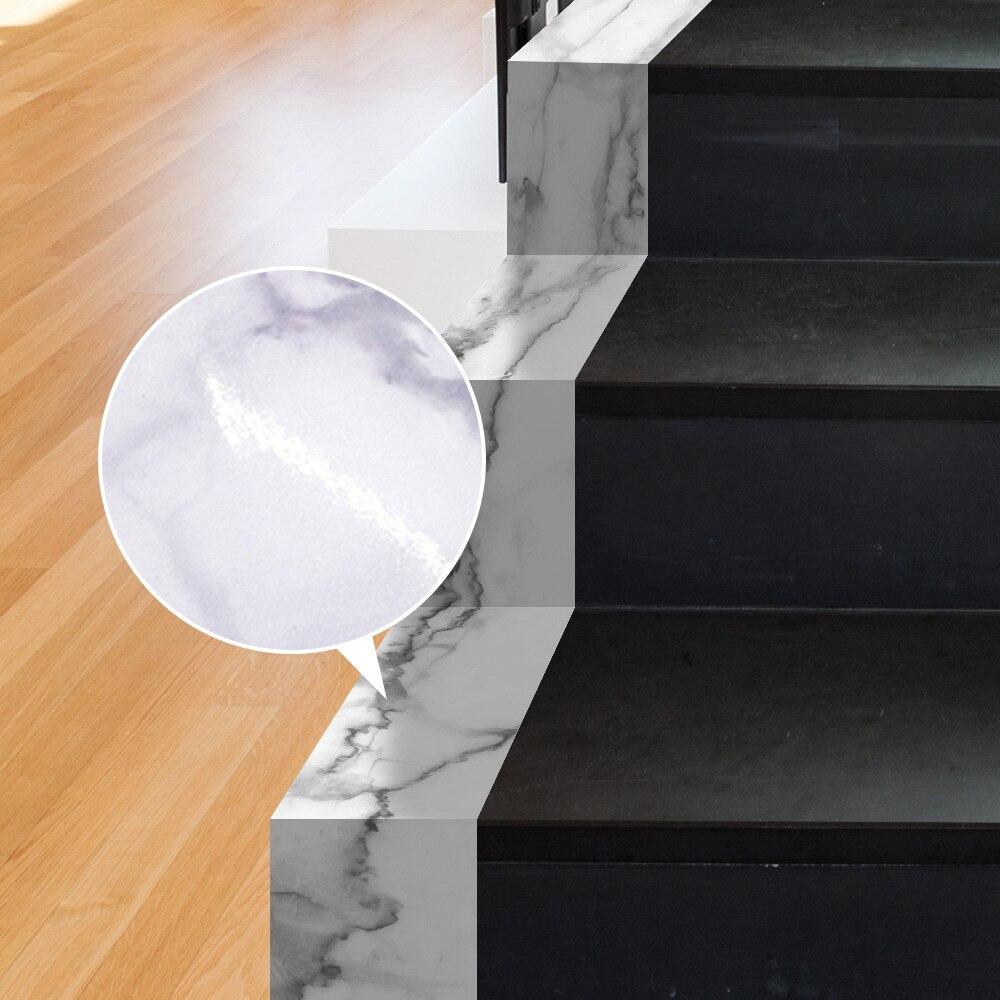 Nordic marble baseboard Home living room bedroom wall sticker simulation kitchen oilproof bathroom waterproof