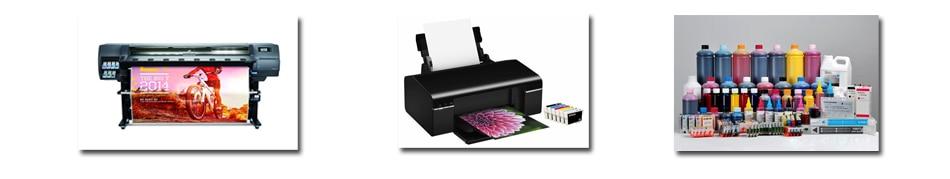Abastecimento Contínuo de Tinta CISS Tinta 564XL