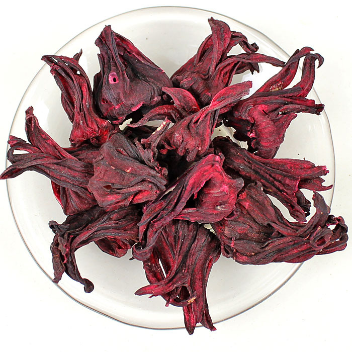 500g health care Roselle tea hibiscus Natural weight loss dried flowers Tea Rich in vitamins eliminate melanin