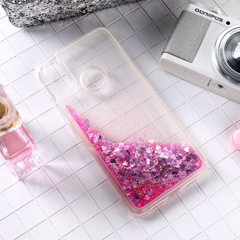 Objective Fashion Liquid Quicksand Case For Xiaomi Redmi Note 5 Pro 4 4x 5a Glitter Stars Heart Cover For Redmi 4x 4a 5a 6a 6 5 Plus S2 Y2 Cellphones & Telecommunications Phone Bags & Cases