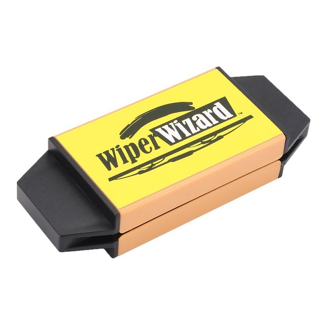 New Useful Car Breeze Wiper Blade Restorer with 5 pcs Wizard Wipes Wiper Cleaning Brush Magical Car Cleaner Hot