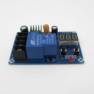 Image 3 - DC 6 ~ 60v 12V 24V 48V Blei säure Li Ion batterie ladegerät control lade controller modul schutz schalter