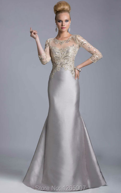 Compare Prices on Silver Formal Gowns- Online Shopping/Buy Low ...